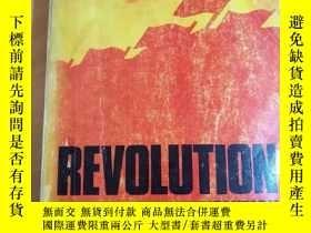 二手書博民逛書店REVOLUTION罕見AND COUNTER -REVOLUT