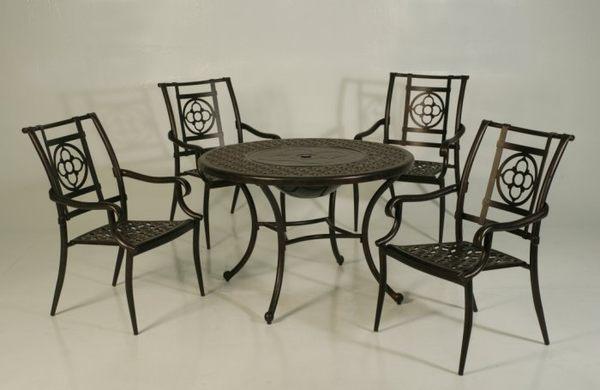 【南洋風休閒傢俱】戶外桌椅系列 - 和風兩用桌椅組-A 餐桌椅組 戶外桌椅(A44N24 A14Q18)