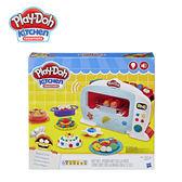 Play-Doh培樂多-廚房系列-神奇烤箱組【買就送4色組補充罐】