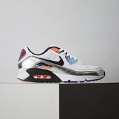 Nike Air Max 90 女鞋 白彩 氣墊 舒適 避震 簡約 休閒鞋 DC0835-101