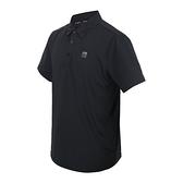 FIRESTAR 男彈性高爾夫短袖POLO衫(運動 慢跑 路跑 上衣 涼感 網球 反光≡體院≡ D1752-10