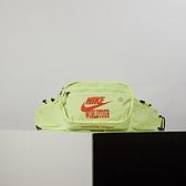 Nike Rpm Smit - Wrld TR 螢光黃 斜背 運動 休閒 腰包 DH3079-383