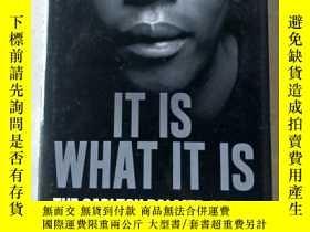 二手書博民逛書店It罕見is what it is the Carlton Palmer storyY447092