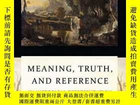 二手書博民逛書店Meaning罕見Truth And Reference In
