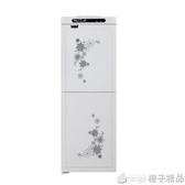 新款立式冷熱辦公室冰溫熱雙門家用制冷節能飲水機   (橙子精品)