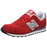 New Balance 373 男鞋 慢跑鞋 復古 休閒 網布 麂皮 紅 【運動世界】 ML373RED
