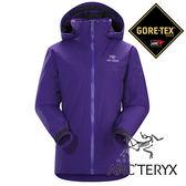 【Arc'teryx 始祖鳥】女 單件式GORE-TEX化纖保暖外套(內裡:CORELOFT)『杜鵑花紫』L06927
