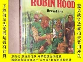 二手書博民逛書店The罕見Merry Adventures of Robin H