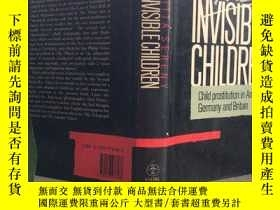 二手書博民逛書店The罕見Invisible Children(看不見的孩子)Y28268 出版1984