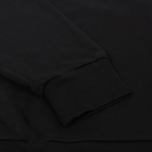 Levis 男款 大學T / 古巴色調Serif Logo / 黑