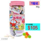 【醫康生活家】巧叮貓C+鈣口含錠 90g/大罐-7罐組
