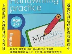 二手書博民逛書店Easy罕見Learning Handwriting prectice:易學書法Y212829