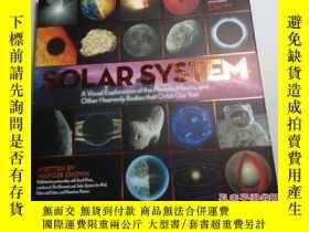 二手書博民逛書店Solar罕見System : 太陽能系統:行星,衛星和其他天體