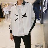 長袖襯衫男士休閒白襯衣裝秋季