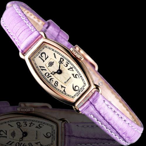 Rosemont 玫瑰皇后時尚錶 TRS-18-05-VI