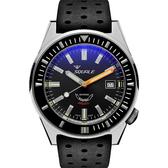 SQUALE 鯊魚錶 MATIC馬蒂奇潛水機械錶-44mm MATICXSA.NT