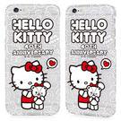 GARMMA Hello Kitty i6/i6s iPhone 6/6s Plus 5.5吋 保護殼/手機殼/背蓋/KT/凱蒂貓-40周年B款