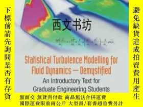 二手書博民逛書店【罕見】2015年 Statistical Turbulence