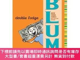 二手書博民逛書店罕見原版 Double Fudge 說夢話 [平裝] [7-12歲]  Judy BlumeY454646 J