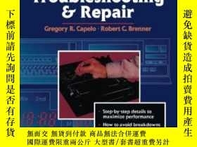 二手書博民逛書店Vcr罕見Troubleshooting And Repair Third Edition-Vcr故障排除與維修第