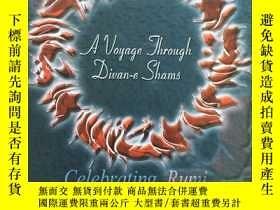 二手書博民逛書店A罕見Voyage Throug Divan-e Shams: