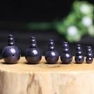 [超豐國際]水晶飾品藍砂石三通佛頭圓珠串...
