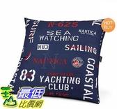 [COSCO代購] 促銷至1月20日 W1229945 Nautica 方型抱枕 66 x 66 x 4 公分