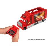 《 TOMICA 》CARS 汽車總動員系列 CARS 紅外線遙控收納貨車 / JOYBUS玩具百貨