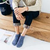 男短襪 襪子男中筒秋冬潮流粗線襪民族風加厚棉襪秋季長襪男士 莎瓦迪卡