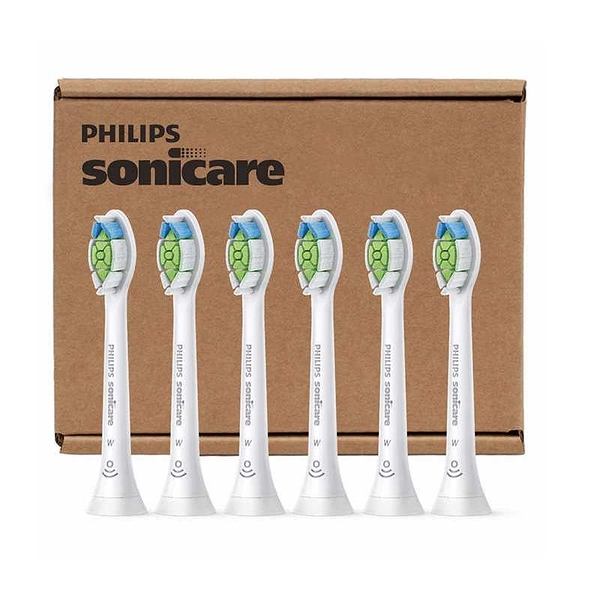 [美國直購] Philips Sonicare 電動 牙刷頭 Plaque Control Brush Heads 6-Pack 適用DiamondClean/FlexCare A1228181