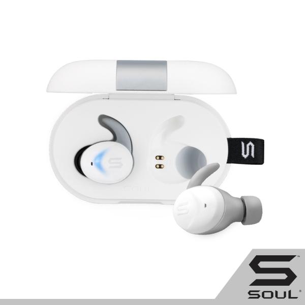 【SOUL】 ST-XS2 高性能真無線藍牙耳機-珍珠白