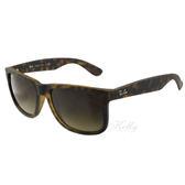 台灣原廠公司貨-【Ray Ban雷朋太陽眼鏡】RB4165-710/13潮流率性太陽眼鏡(#琥珀棕鏡面)