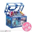 迪士尼冰雪奇緣手提美妝箱 彩妆盒 玩具組 禮物