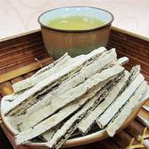 [蔡技食品]黑芝麻鱈魚香絲(100g/包)