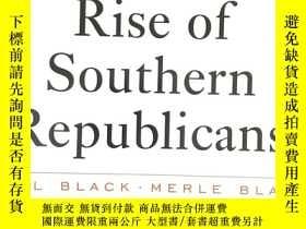 二手書博民逛書店英文原版:The罕見rise of southern repub