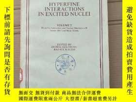 二手書博民逛書店hyperfine罕見interactions in excited nuclei volume 2(P1602)