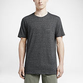 Hurley ONE & ONLY DRI-BLEND-T恤-DRI-FIT-男(灰)