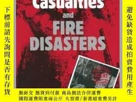 二手書博民逛書店The罕見Management of Mass Burn Casualties and Fire Disaster