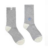 HOWDE LAB 長襪 CLASSIC SOCKS 灰雪花 銀離子抑菌抑臭纖維 中高筒襪 襪子 男女 20FW01GY