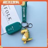車鑰匙包 適用于本田雅閣鑰匙套思域皓影冠道凌派繽智CRV汽車鑰匙扣包硅膠 宜品