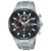 【僾瑪精品】ALBA雅柏 玩轉新世代 三眼計時腕錶-黑/43mm AM3337X1(VD57-X080D)