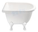 【麗室衛浴】BATHTUB WORLD  古典缸 LS-1473 100*75*70cm