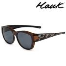 HAWK偏光太陽套鏡(眼鏡族專用)HK1021-70