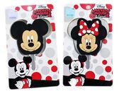 【卡漫城】 米奇 米妮 KEY 造形頭 二款選一 ㊣版 Mickey Minnie 吊飾 橡皮 鑰匙套 鑰匙圈 米老鼠
