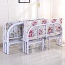 特賣折疊床單人床家用午睡床辦公室午休床成人1.2米1.5米間易床雙人床LX