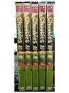 挖寶二手片-B05-037-正版DVD-動畫【超毛星 01-05 全集 】-套裝 國英語發音