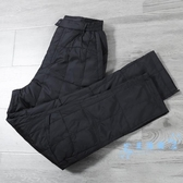 羽絨服 零下20度的保暖!戶外羽絨褲男冬季東北外穿直筒寬鬆防水休閑褲 星隕閣