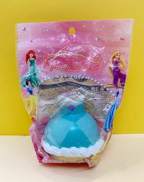 【震撼精品百貨】The Little Mermaid Ariel_小美人魚愛麗兒~紓壓吊飾美人魚-裙子#62831