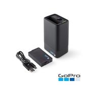 GoPro-FUSION雙電池充電器+電池(ASDBC-001-AS)