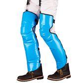 保暖護膝南極人電動車兒童護膝親子裝保暖摩托車女護腿加厚騎行防寒防風冬歐美韓